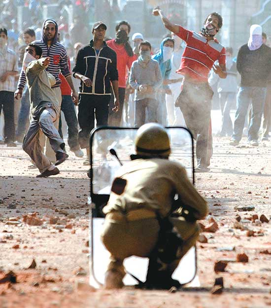 A Chronological Breakdown of Systemic Violence in Today's Kashmir
