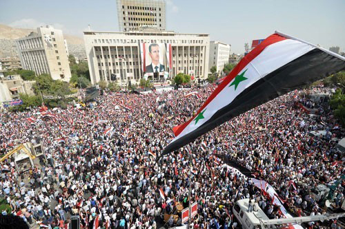 Reflections on The Syrian Conflict: From Quiet Revolution to Refugee Crisis and Resettlement