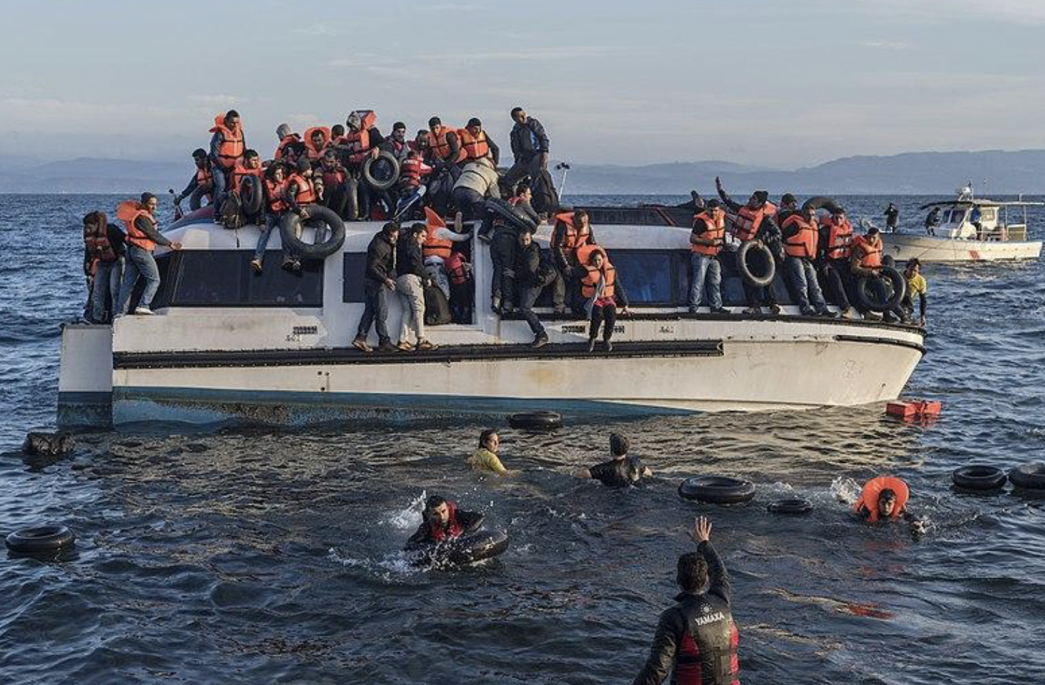 Climate Change and the Syrian Refugee Crisis