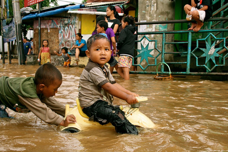Addressing a Threat to the Future of Children: Climate Change