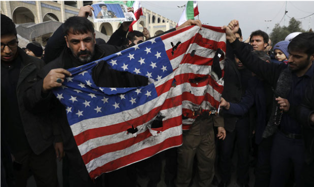 US and Iran: Sacrificial Sanctions