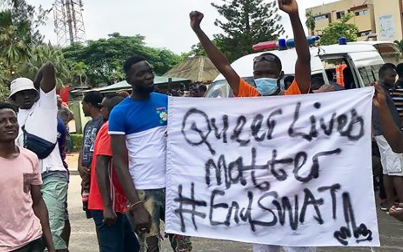 Double-Edged Sword: The EndSARS Protests and Nigeria's LGBTQ+ Citizens