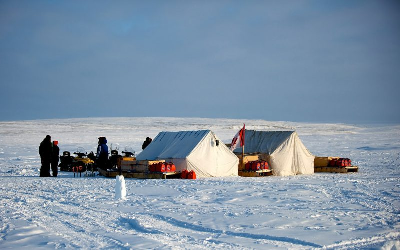 Isolation, Inequity, and Ineptitude: COVID-19's Magnification of Health Inequality within Nunavut