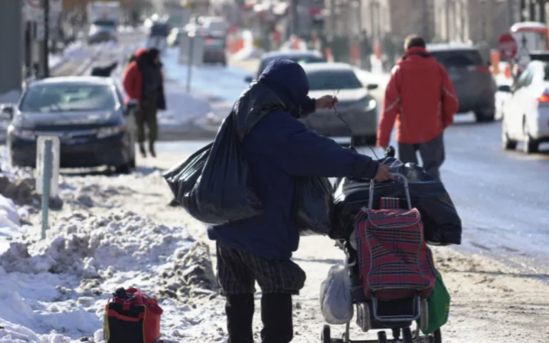 Beyond Brick Walls: Supporting Montréal's Unhoused Individuals in the Time of Covid-19