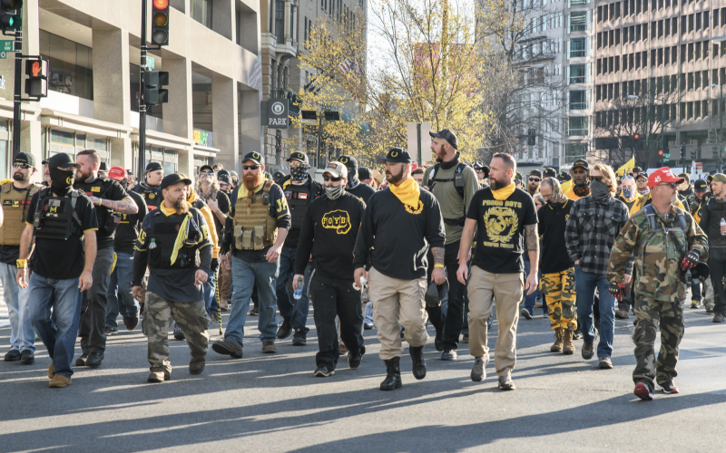 Confronting Home-Grown Terrorism: The Canadian Government Considers Designating the Proud Boys a Terrorist Organization Following the Attack on Capitol Hill